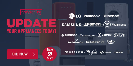 Updated Your Appliances Today!