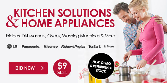 Kitchen Solutions & Home Appliances