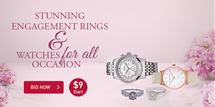 Valentine's Day Massive Jewellery Clearance