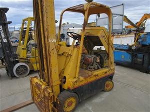 Hyster Forklift, Model 40, Petrol (B-Type Asset) (Location: Burton, SA)
