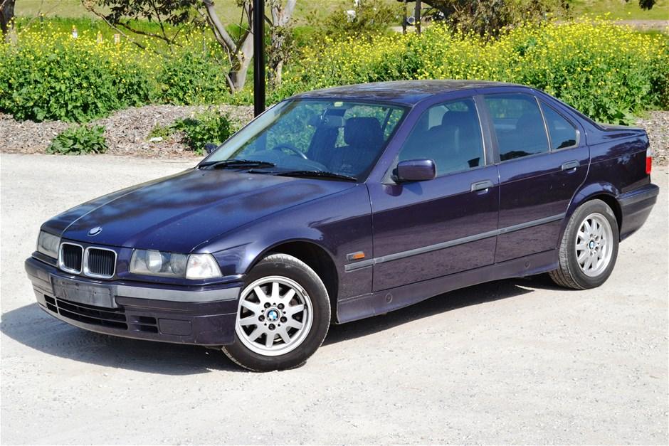 1995 Bmw 318i Signature Edition E36 1 8ltr 266 983 Manual Auction 0001 3402428 Grays Australia