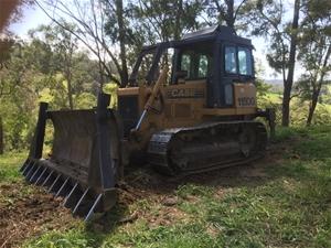 Bulldozers For Sale >> 2000 Case 1150 G Crawler Dozer Auction 0001 7009570 Graysonline