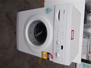 how to clean front loader bosch washing machine
