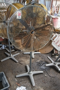 fan speed with industrial of p pedestal garrison ebay s picture cfm