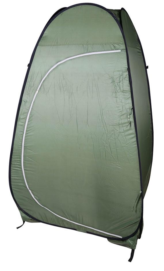 Pop-Up Camping Toilet/Change Tent 120 x 120 x 195cm. Buyers Note - Discount