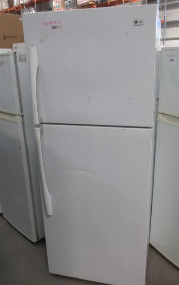 LG 420L Top Mount Fridge Freezer