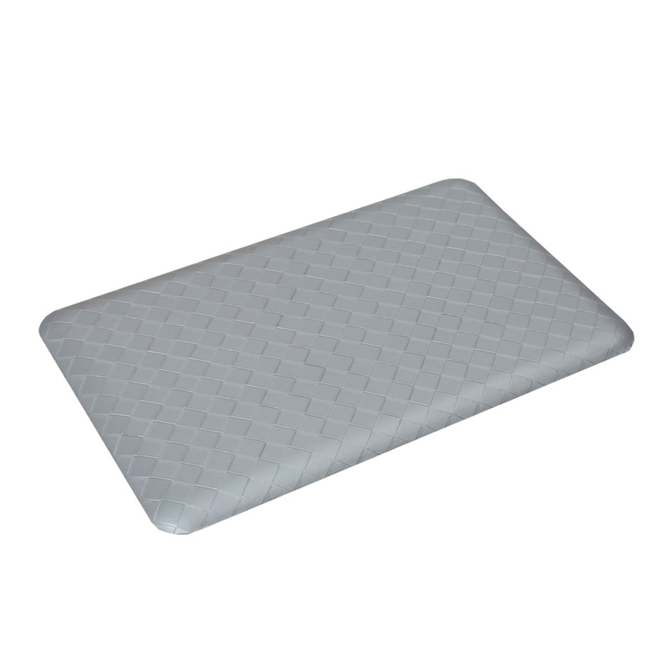 Weathertech mats australia - Anti Fatigue All Purpose Mat Jumbo Silver