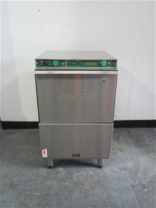 Eswood Glasswasher with Drain Pump