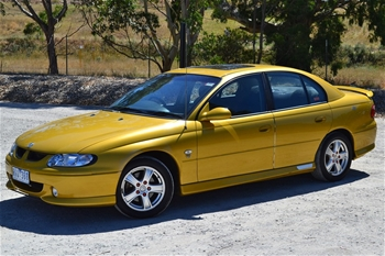 2002 Holden Commodore VX Series 2, 114765, Automatic