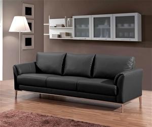 Marlene 3 Seater Lounge Black Auction 0002 7122119 Graysonline Australia