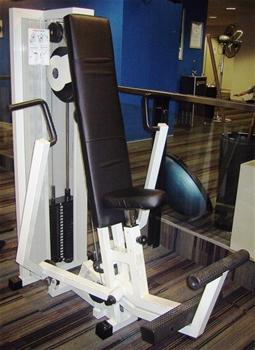 Paramount Gluteus Quads Hack Squat Machine Unique Design