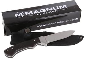 BOKER MAGNUM Hunting Knife 20cm 440 Stainless Steel Blade