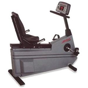 Life Fitness 9500HR Lifecycle Recumbent