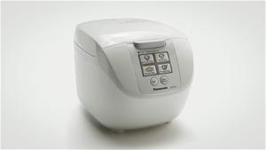 Panasonic Rice Cooker SR-DF181WST