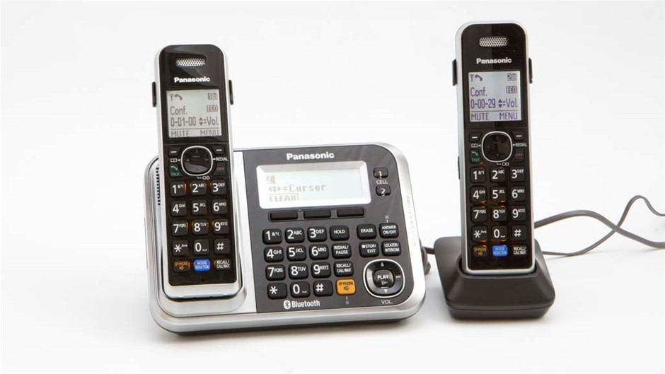 Panasonic Cordless Phones KX-TG7892AZS