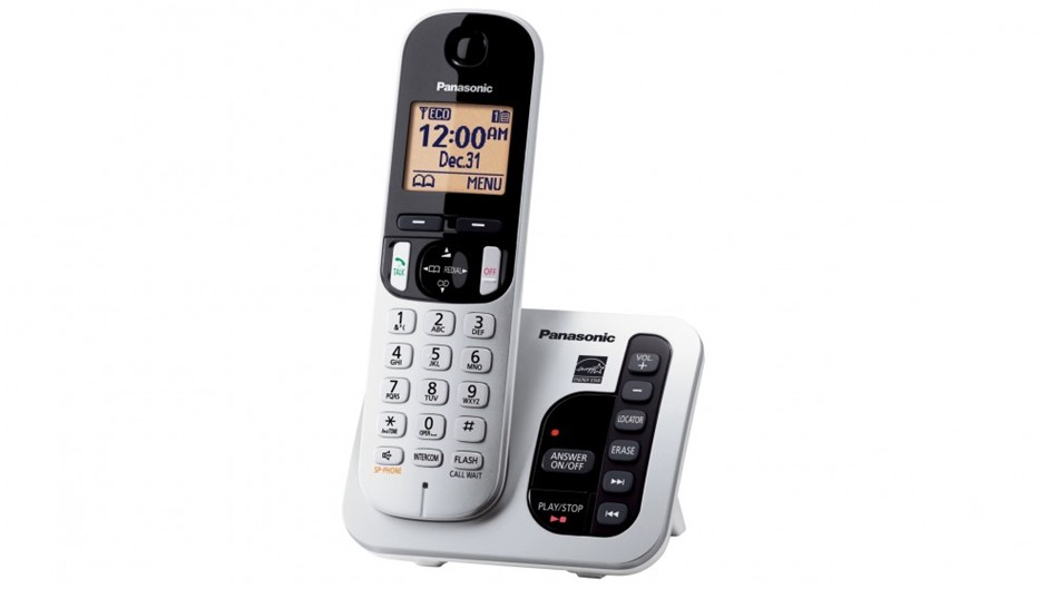 Panasonic Cordless Phone KX-TGC220ALS