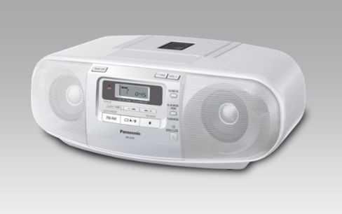 Panasonic Portable Radio RX-D45