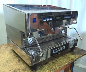 BOEMA M2V15A 2 Volumetric Coffee Machine