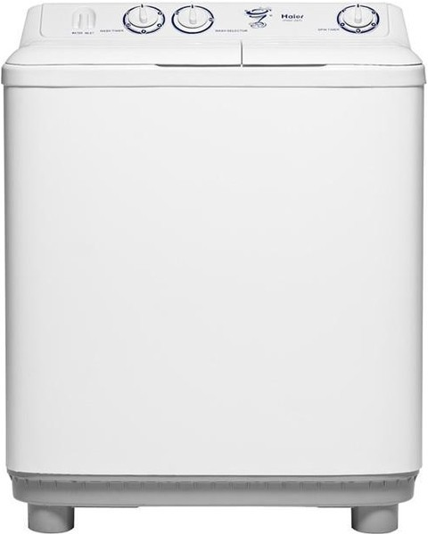 Haier 6kg Twin Tub Washer (White)(XPB60-287S)