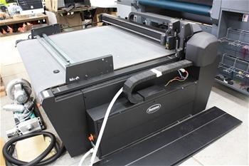 Summa F1612 Industrial Vinyl Cutting Table, Mod: 1612,
