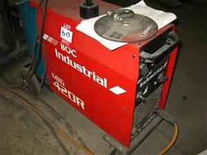 boc 420r mig welder manual