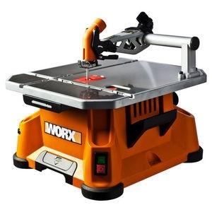 Worx Blade Runner Multi Function Table Saw 650 Watt