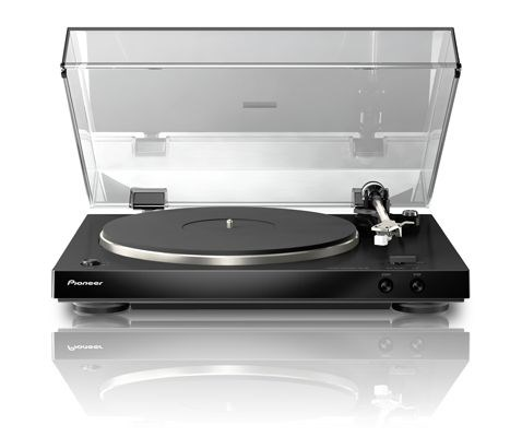 Pioneer PL30 Stereo Turntable with Built-in Phono Equalizer (Black)