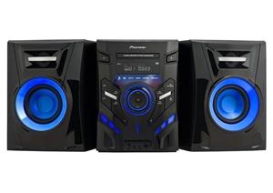 Pioneer X-RSM310DVHBT Mini System (Black