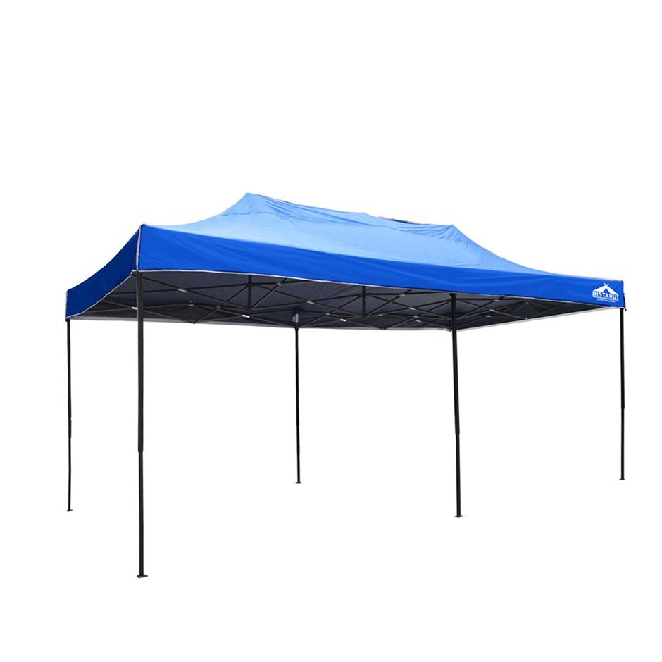 Instahut 3x6m Outdoor Gazebo - Blue