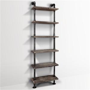 Artiss 6 Level DIY Wooden Bookshelf