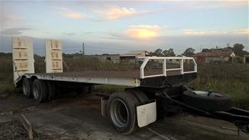 Unreserved Dozer Truck Trailer