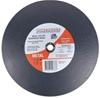 10 x POWERBUILT Metal Cut-Off Wheels, 355mm x 3.8mm x 20mm. (264504-151)