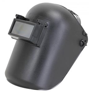 BOSSWELD Lift Front Welder`s Helmet, Rat