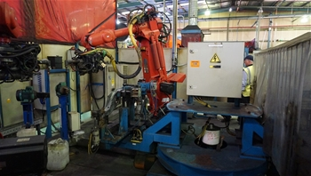 ORION IRS WELDING CELL C1