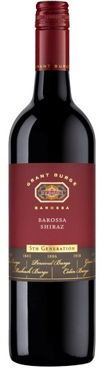 Grant Burge `5th Generation` Shiraz 2017 (6 x 750mL), Barossa. SA.