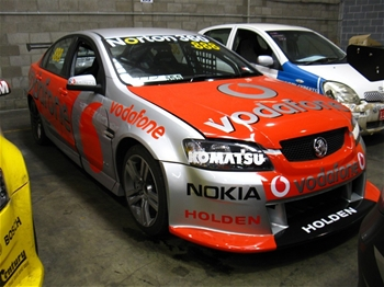 Holden Commodore SS Drive Day Cars
