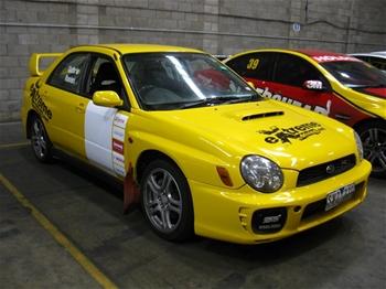 Subaru WRX's