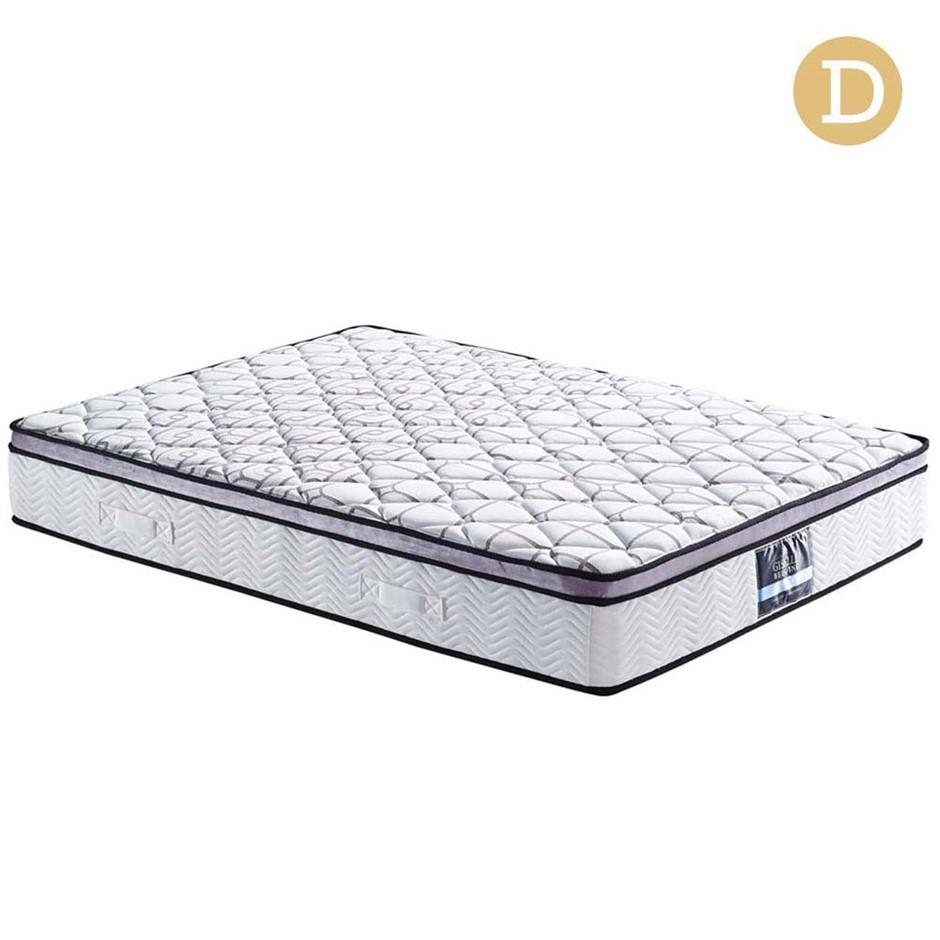 Gie Bedding Double Size Cool Gel Foam Mattress