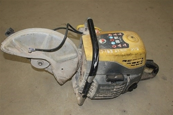 2 x Wacker Neuson BTS 635S Concrete Cutting Saw