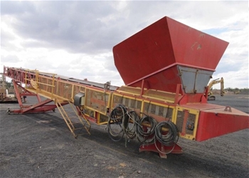 OPS Radial Stacker