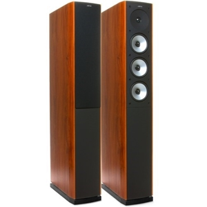 Jamo S628 Floorstanding Speakers Pair Dark Apple