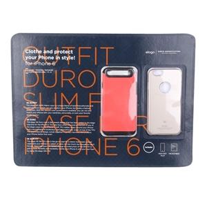 watch abf3f 7f26d ELAGO iPhone 6/6s Phone Case Kit c/w Duro & Slimfit Cases & Screen ...