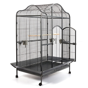 i.Pet Extra Large Bird Cage with Perch -