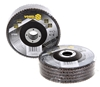 10 x VOREL Flap Discs 125mm, Grit P120. Buyers Note - Discount Freight Rate