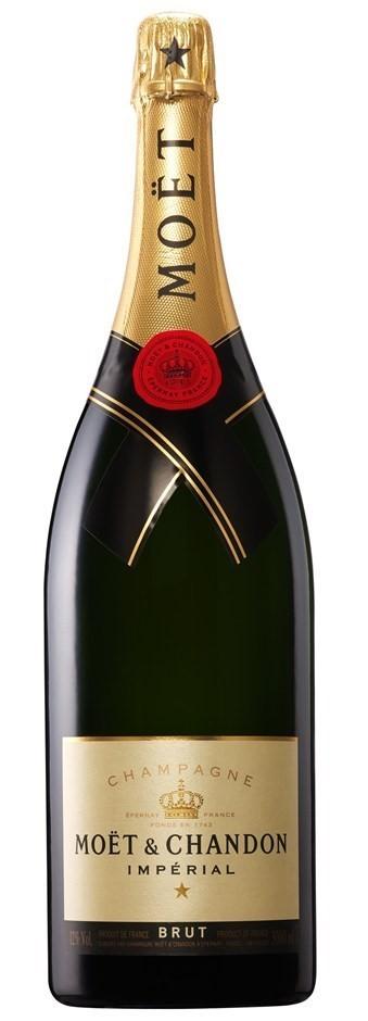 Moët & Chandon `Impérial` Brut NV (1 x 3L Jéroboam), Champagne, FR.
