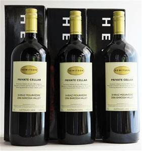 Hewitson `Private Cellar` Shiraz Mouvedr