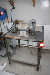 Super Ryobi Bench Grinding Station Comprising Of 1X Ryobi 1 5Hp Bench Grinder Caraccident5 Cool Chair Designs And Ideas Caraccident5Info