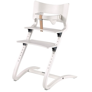Leander High Chair With Safety Bar Colour White New In Box 238211 250 A