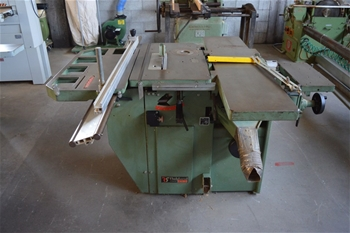 JOINERY MANUFACTURING PLANT & EQUIPMENT CLEARANCE AUCTION
