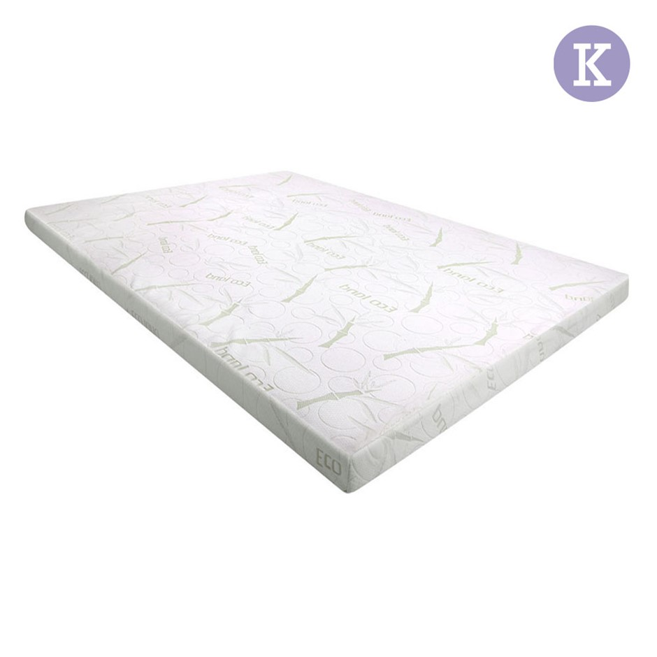 5cm Cool Gel Mattress Topper King